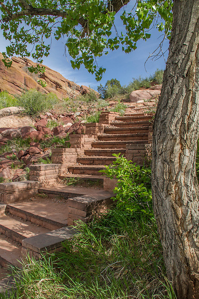 Red Rocks State Park, Colorado .  John leads private photo tours in Boulder and throughout Colorado. Year-round.