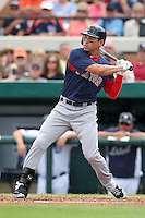 Boston Red Sox Jacoby Ellsbury #2 during a spring training game vs. the Detroit Tigers at Joker Marchant Stadium in Lakeland, Florida;  March 15, 2011.  Boston defeated Detroit 2-1.  Photo By Mike Janes/Four Seam Images