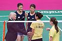 2012 Olympic Games - Badminton - Women's Doubles Semi-Finals