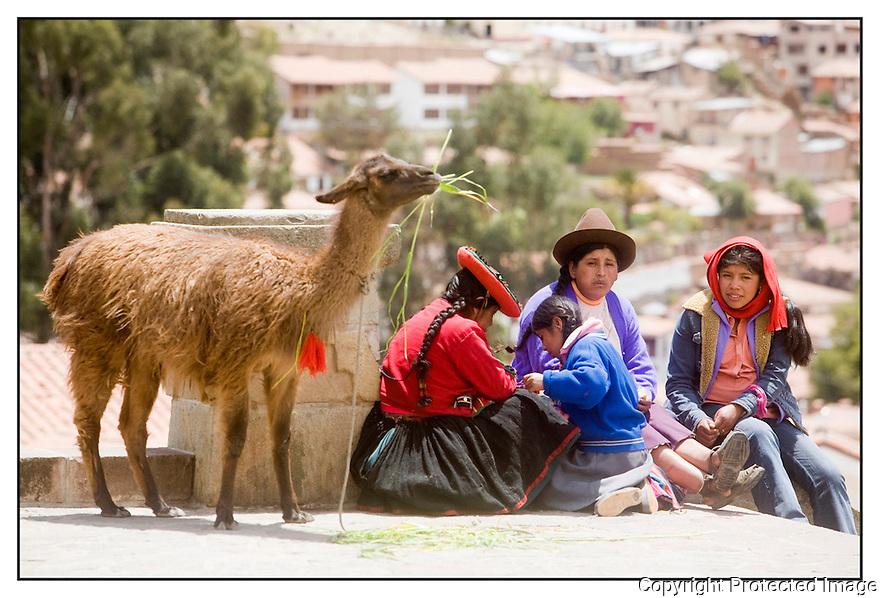 Pérou<br /> Sacqsayhuaman.