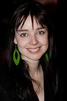 Montreal (QC) CANADA, April 3 , 2007<br /> Viviane Audet au<br /> lancement du premier projet de sensibilisation d'envergure provinciale<br />     la Marche de la memoire RONA