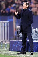 RUDI GARCIA <br /> Lyon 26/02/2020 OL Stadium Decines <br /> Football Champions League 2019//2020 <br /> Round of 16 1st Leg <br /> Olympique Lionnais Lyon - Juventus <br /> Photo Philippe LECOEUR/Panoramic/Insidefoto