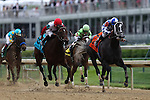 May 2, 2014: Fiftyshadesofgold with Mike Smith up wins the Eight Belles at Churchill Downs in Louisville, KY. Zoe Metz/ESW/CSM