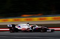 #09 Nikita Mazepin,  Haas F1 Team. Formula 1 World championship 2021, Styrian GP 2021, 26 June 2021<br /> Photo Federico Basile / Insidefoto