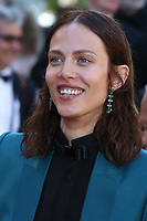 AYMELINE VALADE - RED CARPET OF THE OPENING CEREMONY AND OF THE FILM 'LES FANTOMES D'ISMAEL' AT THE 70TH FESTIVAL OF CANNES 2017