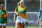 Ciara Butler, Kerry in the Lidl Ladies National Football League Division 2A Round 2 at Austin Stack Park, Tralee on Sunday.