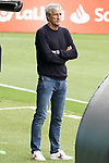 FC Barcelona's coach Quique Setien during La Liga match. June 27,2020. (ALTERPHOTOS/Acero)
