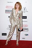 Emily Beecham<br /> arriving for the Critic's Circle Film Awards 2018, Mayfair Hotel, London<br /> <br /> <br /> ©Ash Knotek  D3374  28/01/2018