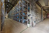 Whisky barrels various vintage store in the Glenlivet whiskey distillery near Ballindalloch, Scotland on 2015/06/08. Foto EXPA/ JFK/Insidefoto