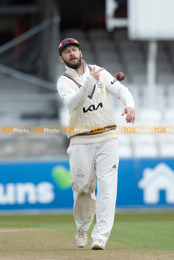 Mark Stoneman of Surrey CCC during Surrey CCC vs Hampshire CCC, LV Insurance County Championship Group 2 Cricket at the Kia Oval on 1st May 2021
