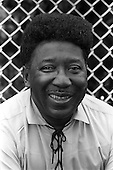 MUDDY WATERS, LOCATION, 1969, BARON WOLMAN