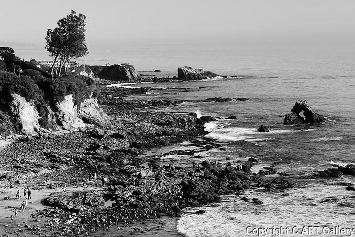 Arch Rock, CA.