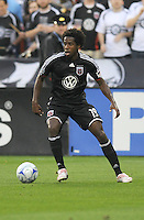 DC United midfielder Clyde Simms (19)   DC United defeated the New York Red Bulls 2-0, at RFK Stadium ,Thursday June 4, 2009.