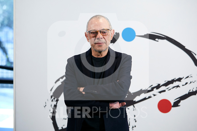 Lluis Pasqual attends to 'Soho Theatre' photocall at Caixa Bank in Madrid, Spain. February 06, 2019. (ALTERPHOTOS/A. Perez Meca)