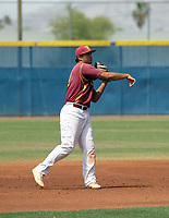 Sean Roby - 2018 Arizona Western Matadors (Bill Mitchell)