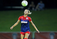 Boyds, MD - Wednesday Sept. 07, 2016: Estelle Johnson during a regular season National Women's Soccer League (NWSL) match between the Washington Spirit and the Seattle Reign FC at Maureen Hendricks Field, Maryland SoccerPlex.