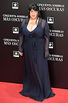 """The writer of the book Erika Leonard Mitchell attends to the premiere of the film """"Fifty Shades Darker"""" at Kinepolis Cinemas in Madrid. February 08, 2017. (ALTERPHOTOS/Borja B.Hojas)"""