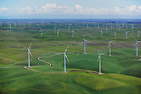 Wind Farms and Turbines | Aerial Photographs