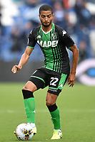 Jeremy Toljan of US Sassuolo <br /> Reggio Emilia 22/09/2019 Stadio Citta del Tricolore <br /> Football Serie A 2019/2020 <br /> US Sassuolo - SPAL <br /> Photo Andrea Staccioli / Insidefoto