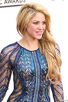 LAS VEGAS, NV, USA - MAY 18: Shakira at the Billboard Music Awards 2014 held at the MGM Grand Garden Arena on May 18, 2014 in Las Vegas, Nevada, United States. (Photo by Xavier Collin/Celebrity Monitor)