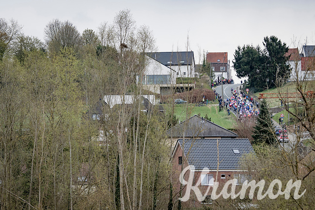 up the Smeysberg<br /> <br /> 61st Brabantse Pijl 2021 (1.Pro)<br /> 1 day race from Leuven to Overijse (BEL/202km)<br /> <br /> ©kramon