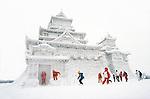 Winter Festival, Sapporo, Japan