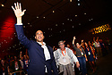 Sen. Cory Harris in the audience at the Netroots Nation annual conference in New Orleans, Fri. Aug. 3, 2018.
