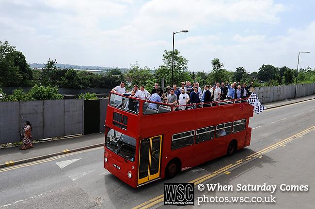 Millwall 1 Barnsley 3, 29/05/2016. Wembley Stadium, League One Play Off Final. Photo by Simon Gill.