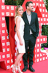 'Sex Tape' Barcelona - Photocall.<br /> Cameron Diaz and Jason Segel pose during a photocall for their latest film 'Sex Tape'.