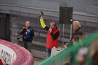 SPEED SKATING: HAMAR: Viking Skipet, 01-02-2019, ISU World Cup Speed Skating, André de Vries (ISU starter), ©photo Martin de Jong