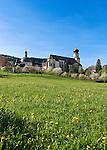 Germany, Baden-Wuerttemberg, Black Forest, Muenster Valley, St. Trudpert monastery at Upper Muenster Valley | Deutschland, Baden-Wuerttemberg, Schwarzwald, Muenstertal, St. Trudpert Kloster im Obermuenstertal