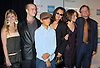 """Robin Williams and family , Zach, Cody, Marcia and Zelda ..at the """"House of D"""" movie screening at the Tribeca Film Festival on May 7, 2004 in New YOrk City. ..Photo by Robin Platzer, Twin Images"""