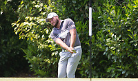 Zander Lombard (South Africa) during Practice Day at BMW PGA Championship Wentworth Golf at Wentworth Drive, Virginia Water, England on 22 May 2018. Photo by Andy Rowland.