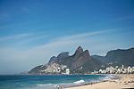 Rio 2016.<br /> Ipanema Beach at the Rio 2016 Paralympic Games // Plage de Ipanema aux Jeux paralympiques de Rio 2016. 04/09/2016.