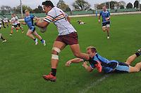 140421 Manawatu Club Rugby - COB v Varsity