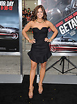 Rebecca Budig at The Warner Bros. Pictures L.A. Premiere of Getaway held at The Regency Village Theater in Westwood, California on August 26,2013                                                                   Copyright 2013 Hollywood Press Agency