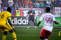 HARRISON, NJ - Saturday July 12, 2014: The New York Red Bulls defeated the Columbus Crew at Red Bull Arena in regular season MLS play 4-1.