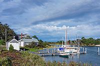 Hearthaven, Oak Bluffs, Martha's Vineyard, Massachusetts, USA
