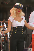 CHRISTINA AGUILERA 2006 FILE PHOTO<br /> Photo to By John Barrett-PHOTOlink