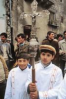 - traditional celebrations of the Easter in Prizzi (Palermo)....- celebrazioni tradizionali della Pasqua a Prizzi (Palermo)