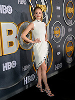 LOS ANGELES, USA. September 23, 2019: Sophie Turner at the HBO post-Emmy Party at the Pacific Design Centre.<br /> Picture: Paul Smith/Featureflash
