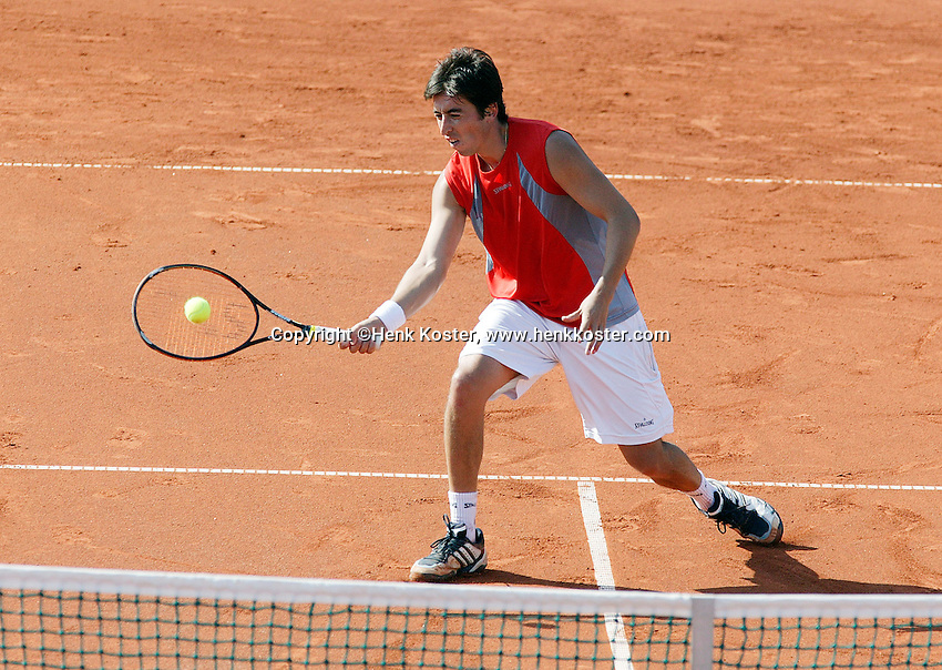 13-7-06,Scheveningen, Siemens Open, third round match, Adrian Garcia
