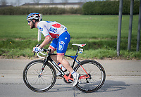 Marc Fournier (FRA/FDJ)<br /> <br /> 60th E3 Harelbeke (1.UWT)<br /> 1day race: Harelbeke › Harelbeke - BEL (206km)