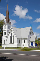 Cambridge, New Zealand.  St. Andrews Anglican Church.