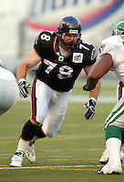 Roger Dunbrack Ottawa Renegades 2003. Photo Scott Grant