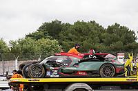 #38 JOTA Oreca 07 - Gibson LMP2, Roberto Gonzalez, Antonio Felix Da Costa, Anthony Davidson, 24 Hours of Le Mans , Free Practice 1, Circuit des 24 Heures, Le Mans, Pays da Loire, France