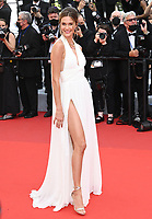 CANNES, FRANCE. July 7, 2021: Noelle Capri at the Everything Went Fine Premiere at the 74th Festival de Cannes.<br /> Picture: Paul Smith / Featureflash