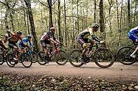 Aksel Nõmmela (EST/Bingoal - Wallonie Bruxelles)<br /> <br /> 82nd Gent-Wevelgem in Flanders Fields 2020 (1.UWT)<br /> 1 day race from Ieper to Wevelgem (232km)<br /> <br /> ©kramon