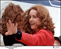 Prod DB © Orphee Arts - Gaumont - Tritone Cinematografica / DR<br /> LUMIERE de Jeanne Moreau 1976 FRA./ITA.<br /> avec Jeanne Moreau<br /> portrait, vent, cheveux au vent<br /> autre titre: Scene di un'amicizia tra donne (italie)