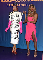 Laverne Cox @ the unveiling of her Madame Tussaud's wax museum statue held @ the Madame Tussaud's Museum. October 13, 2016 # LA STATUE DE LAVERNE COX ENTRE CHEZ MADAME TUSSAUD DE LOS ANGELES